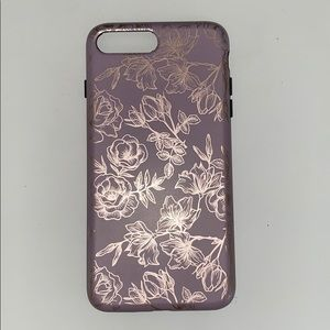 iPhone 7Plus/iPhone 8Plus velvet caviar phonecase